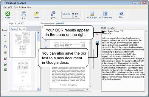 Software Utilities, CloudZap Screenshot