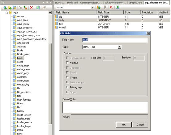 Codelobster Professional version, Development Software Screenshot