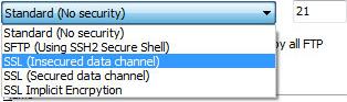 Coding FTP, Internet Software Screenshot