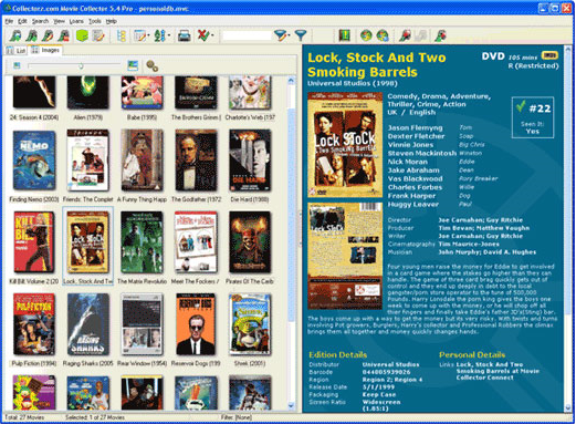 Movie Collector Pro Screenshot 9