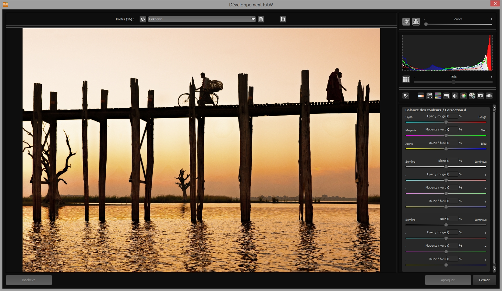 COLOR projects Professional, Design, Photo & Graphics Software Screenshot