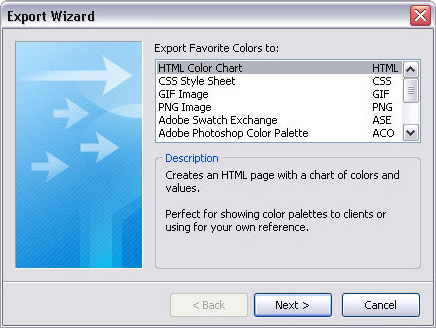 ColorSchemer Studio 2 Screenshot 12