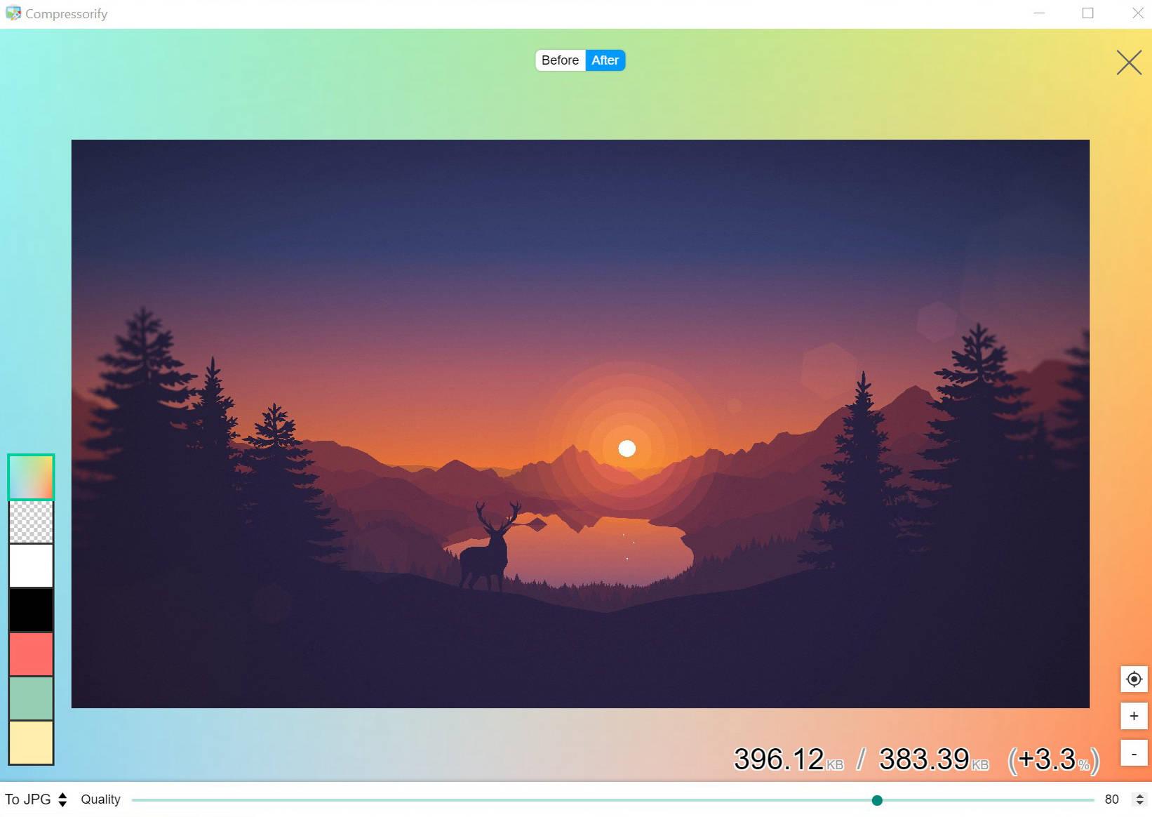 Compressorify Screenshot