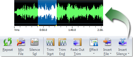 Recording Studio Software, Cool Record Edit Deluxe Screenshot