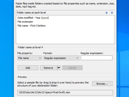 Copywhiz, Software Utilities Screenshot