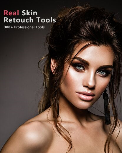 Create Eye-Candy Photos With Real Skin Retouching Tools Bundle Screenshot