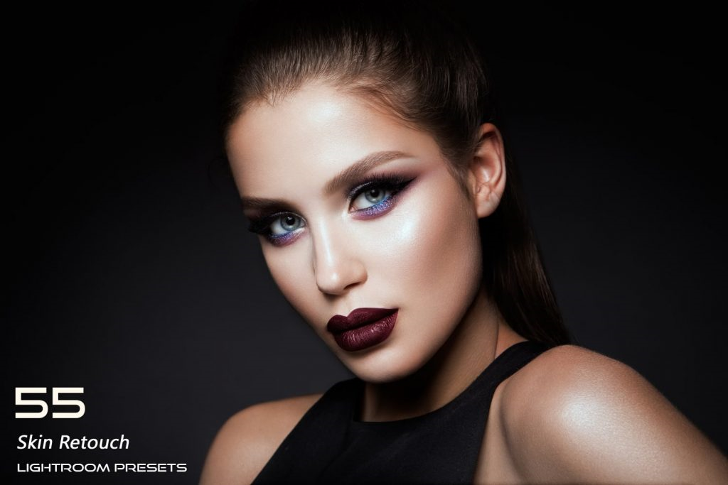 Create Eye-Candy Photos With Real Skin Retouching Tools Bundle, Photo Editing Software Screenshot