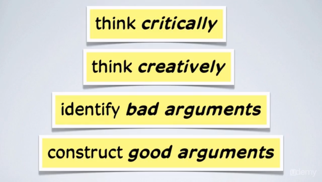 Critical Thinker Academy: Learn to Think Like a Philosopher Screenshot
