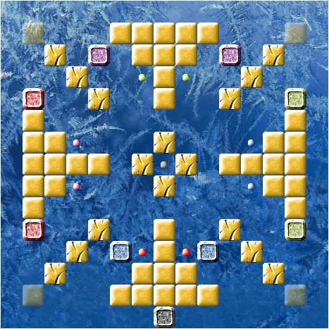 CubeDrift Screenshot