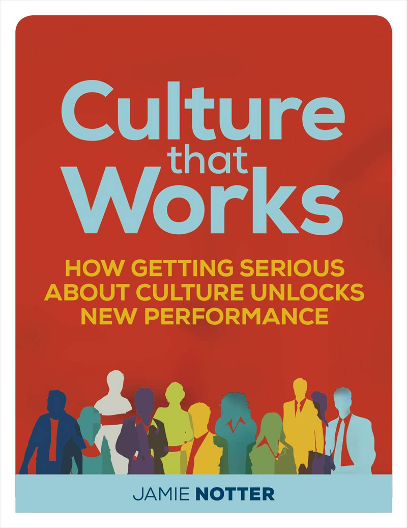 Culture that Works: How Getting Serious about Culture Unlocks New Performance Screenshot