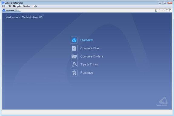 DeltaWalker Screenshot