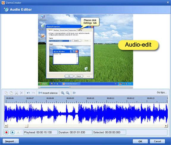 Hobby, Educational & Fun Software, DemoCreator Screenshot