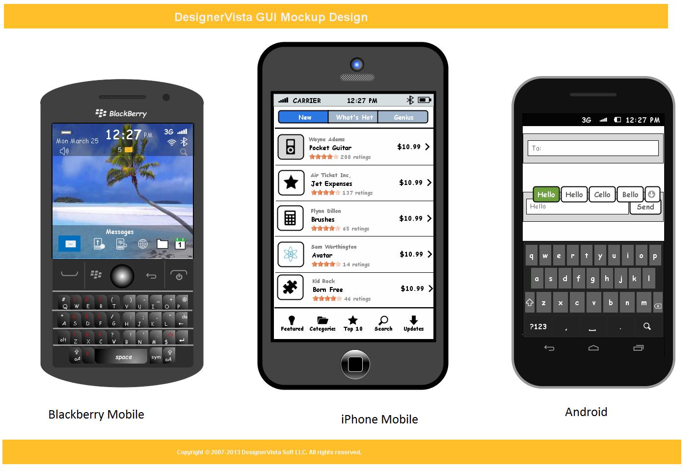 Development Software, Development Tools Software Screenshot
