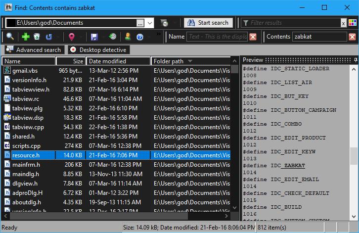 DeskRule Screenshot 9