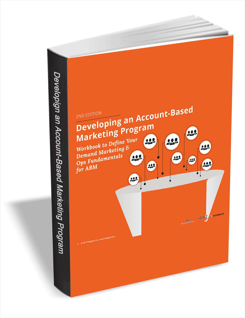 Developing an Account-Based Marketing Program, 2nd Edition Screenshot