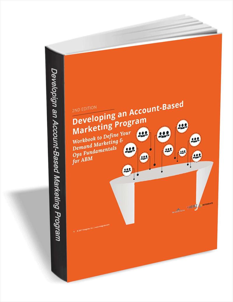 Developing an Account-Based Marketing Program, 2nd Edition Screenshot