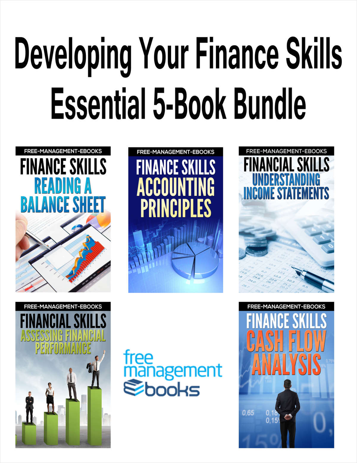 Developing Your Finance Skills - Essential 5-Book Bundle Screenshot
