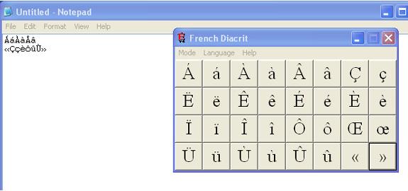 Diacrit, Design, Photo & Graphics Software, Fonts and Font Tools Software Screenshot