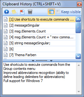 Typing Software Screenshot