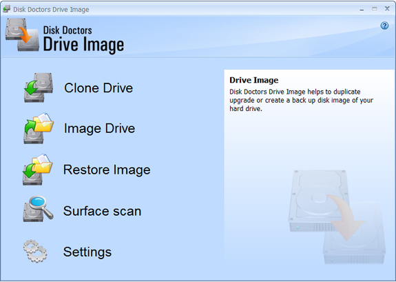 Disk Doctors Bundle - Data Sanitizer, File Shredder and Drive Manager, Hard Drive Software Screenshot