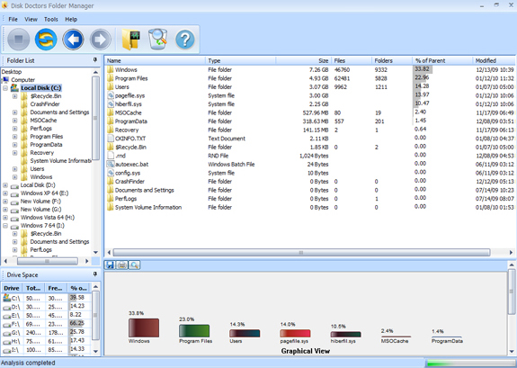 Disk Doctors Bundle - Data Sanitizer, File Shredder and Drive Manager, Software Utilities Screenshot