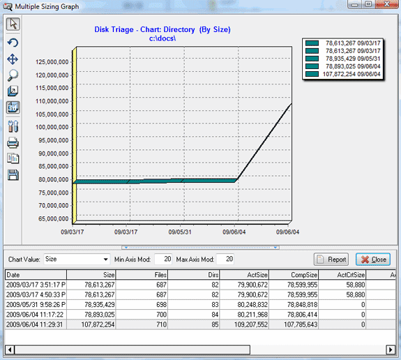 Disk Triage Screenshot 9