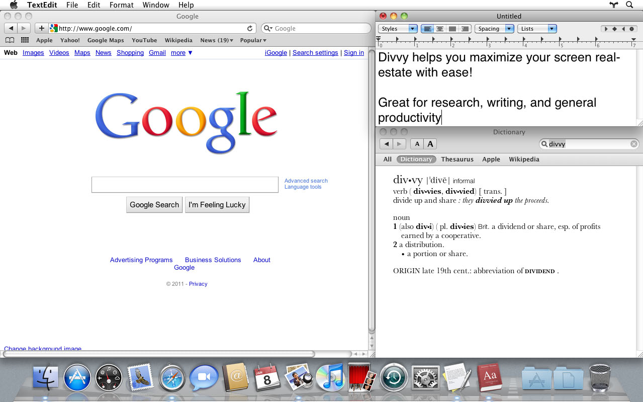 Keyboard Software Screenshot