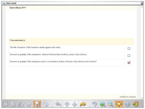 Document Suite 2008, Development Software Screenshot
