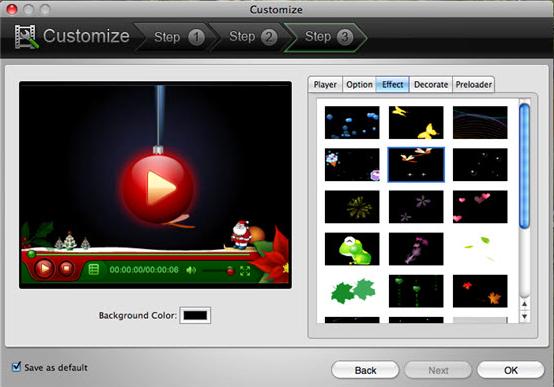 Video Converter Software, Doremisoft Video to Flash Converter Screenshot