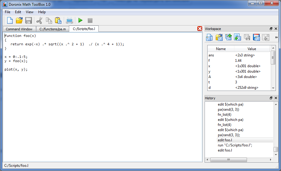 Doronix Math Toolbox Screenshot 9