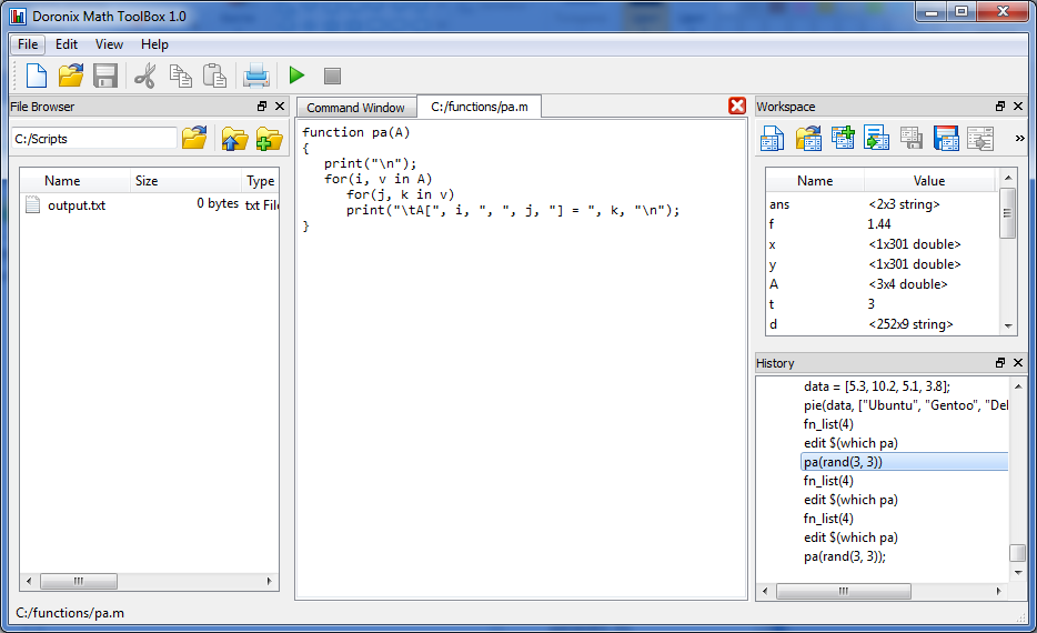 Doronix Math Toolbox Screenshot 8