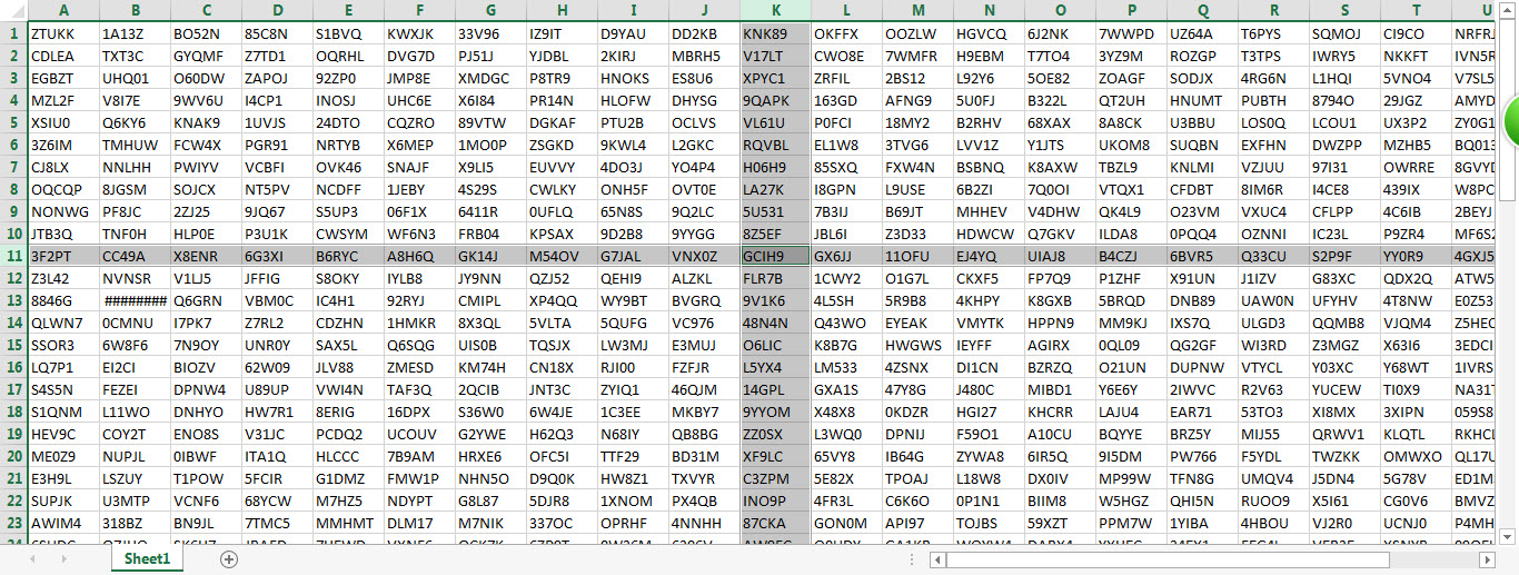 Dose for Excel Add-In Screenshot 22