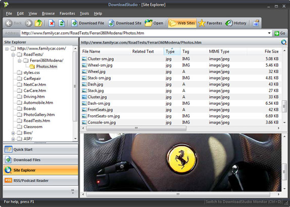 DownloadStudio Screenshot 8