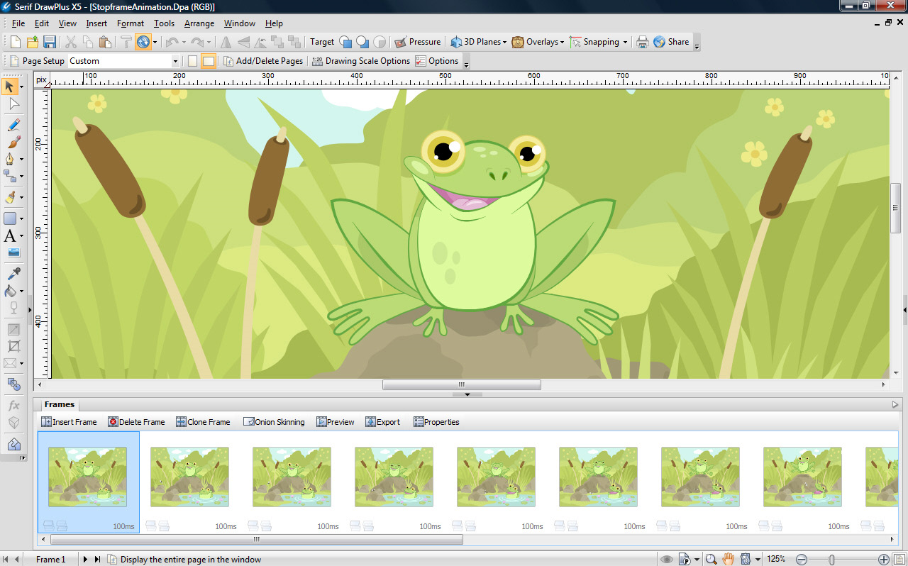 Draw Plus X5 Screenshot