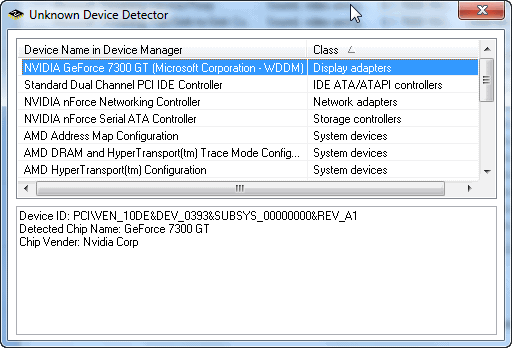 Driver Magician, Software Utilities Screenshot