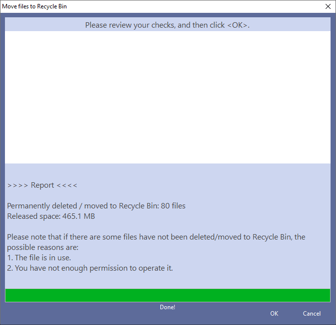 Software Utilities, Duplicate File Finder Plus Screenshot