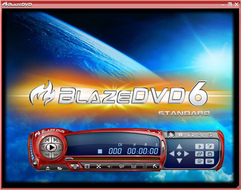 DVD player Screenshot