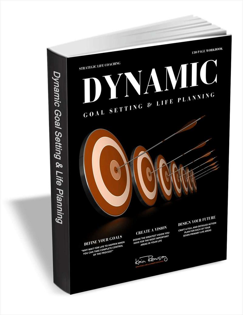 Dynamic Goal Setting & Life Planning Screenshot