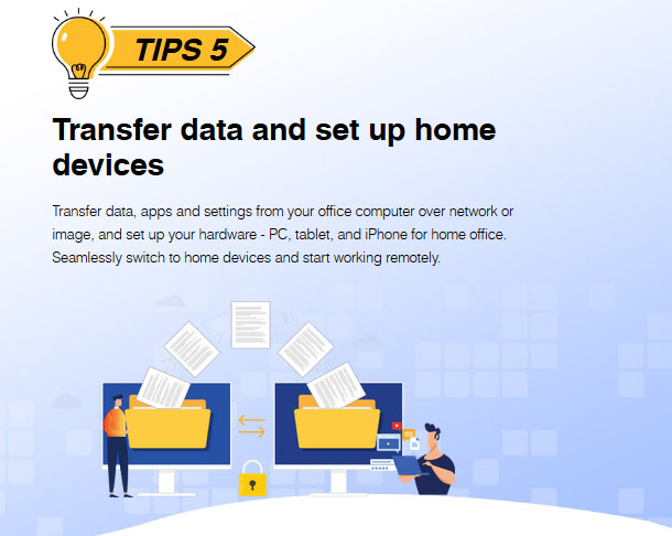 Other Utilities Software, EaseUS tips and solutions for better working from home Screenshot