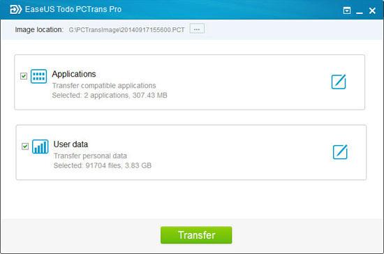 EaseUS Todo PCTrans Pro Screenshot 12