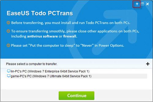 EaseUS Todo PCTrans Pro Screenshot 8