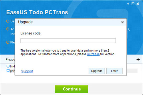 EaseUS Todo PCTrans Pro Screenshot 9