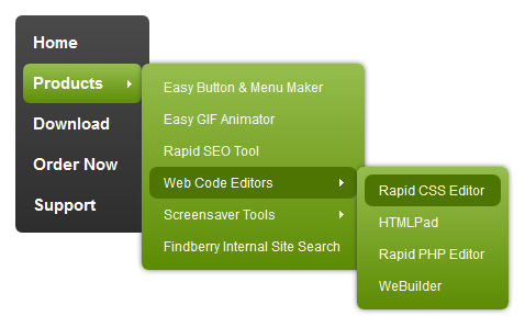 Easy Button & Menu Maker Pro Screenshot 8