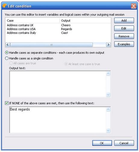 Easy Mail Merge, Internet Software Screenshot
