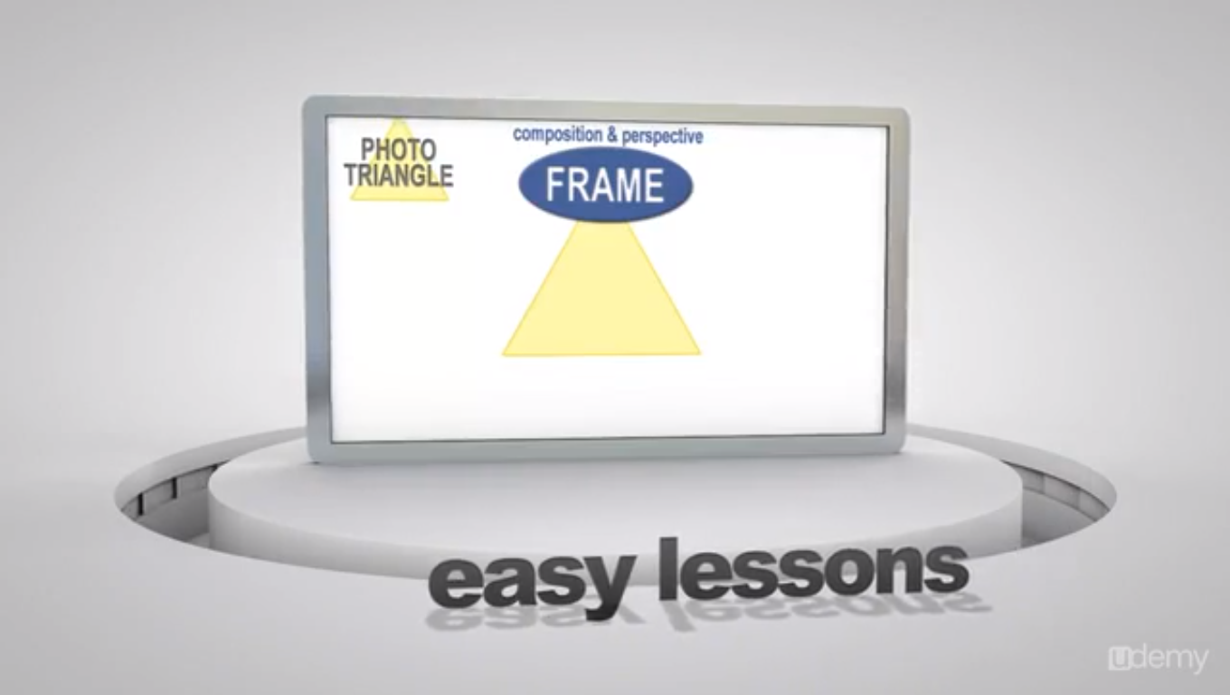 EasyDSLR Digital Photography Course for Beginners, Learning and Courses Software Screenshot