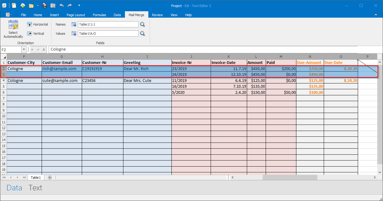 Business & Finance Software, Word Processing Software Screenshot