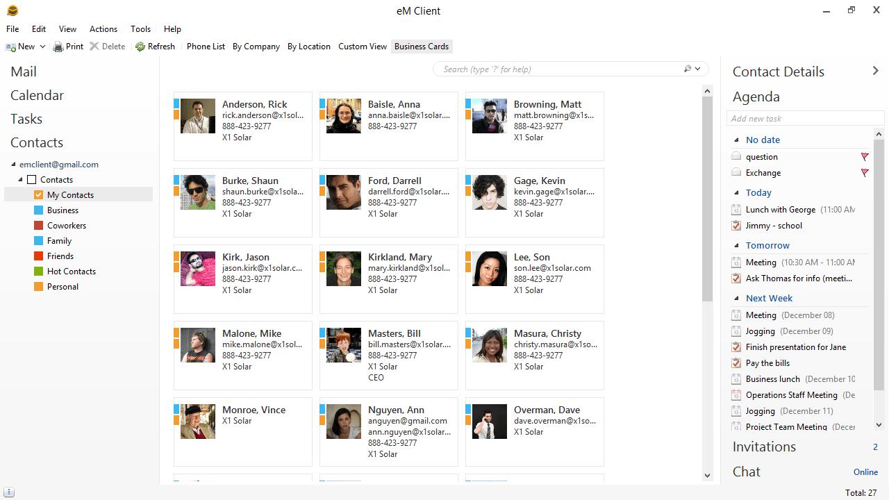 eM Client 7 Screenshot 14