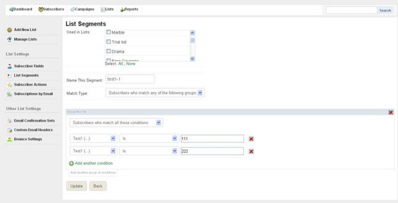 Email Marketing Software Screenshot 12