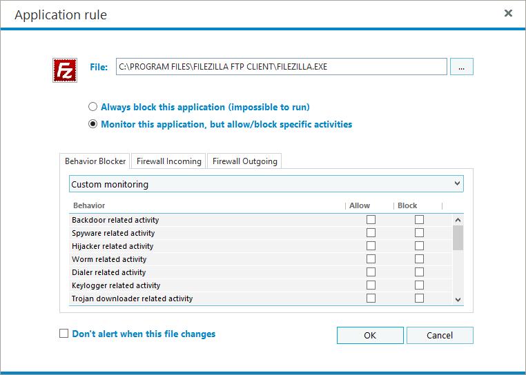 Security Software, Emsisoft Internet Security Screenshot
