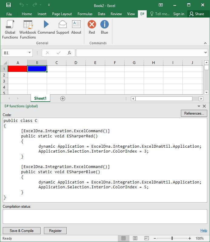 ESharper, Business & Finance Software Screenshot
